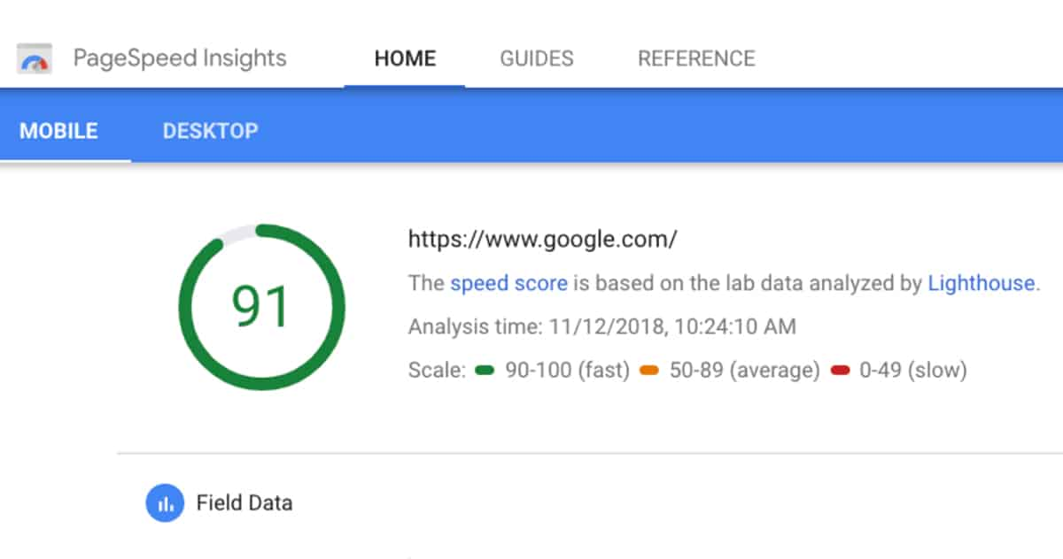 TheeCommerce Speed-Up-WooCommerce Google PageSpeed Insights
